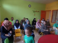 Parenting session
